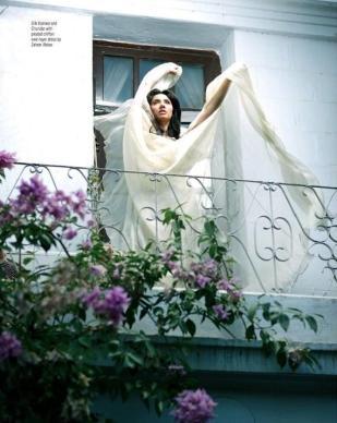 Mahira Khan - Shoot for Libas International (4)