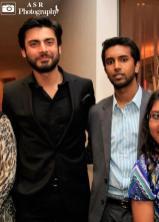 Fawad Khan & Mahira Khan in New Jersey for Ek Shaam Humsafar Key Naam (15)