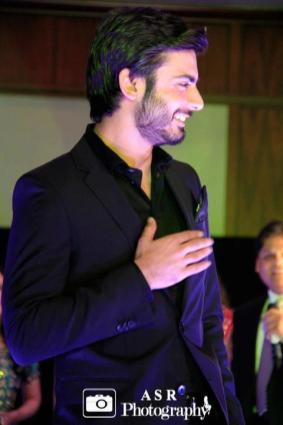 Fawad Khan & Mahira Khan in New Jersey for Ek Shaam Humsafar Key Naam (16)