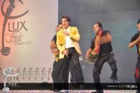 Energetic performance by Ali Zafar on LSA 2012