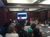Zeb and Haniya panel at Georgetown University (3)