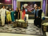 Fawad Khan, Sanam Saeed, Hadiqa Kiani, Sultana Siddiqui & Momina on Jago Pakistan Jago (12)