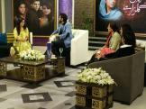 Fawad Khan, Sanam Saeed, Hadiqa Kiani, Sultana Siddiqui & Momina on Jago Pakistan Jago (16)