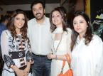 Launch of Hadiqa Kiani Fabric World (11)