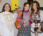 Launch of Hadiqa Kiani Fabric World (20)