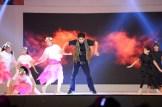 Aryan Aslam performing with the SOS Children (1)