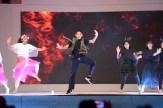 Aryan Aslam performing with the SOS Children (3)