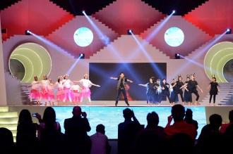 Aryan Aslam performing with the SOS Children (4)