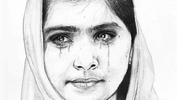 You Give Me Hope Malala - Laal