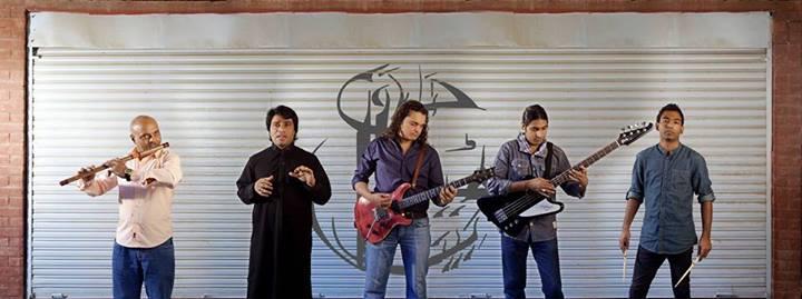 Mekaal Hasan Band working on their new album Andholan