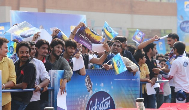 Pakistan Idol Faisalabad