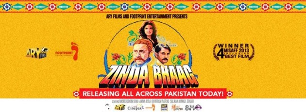 Zinda Bhaag Steals The Show Away On Its Premiere