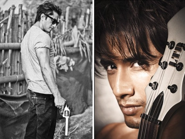 Ali Zafar Injured himself in Bangkok