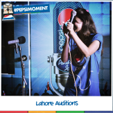 Pakistan Idol Lahore Auditions