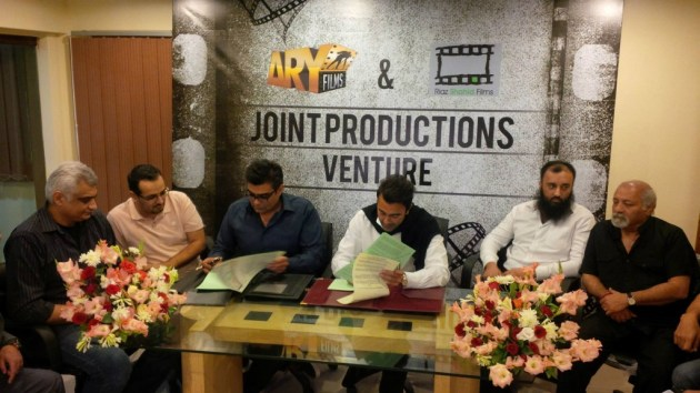 ARY Films To Produce 4 Films Every Year