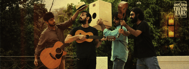 Nadiya - Jimmy Khan & The Big Ears