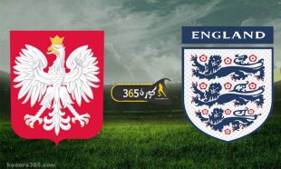 The result of the match played between England and Poland today in the World Cup Qualification
