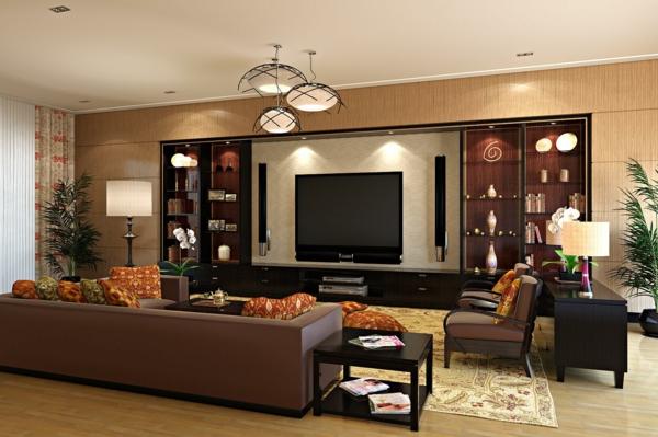 decoration orientale pour le salon 33