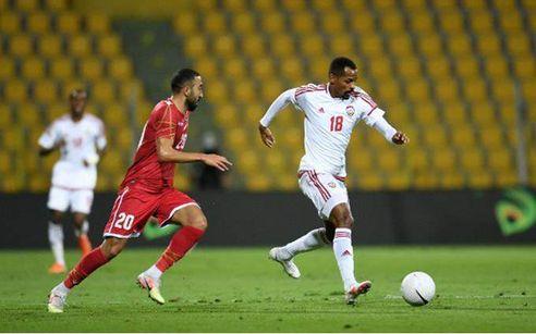 الامارات تخسر امام البحرين بثلاثة اهداف مقابل هدف في مباراة ودية
