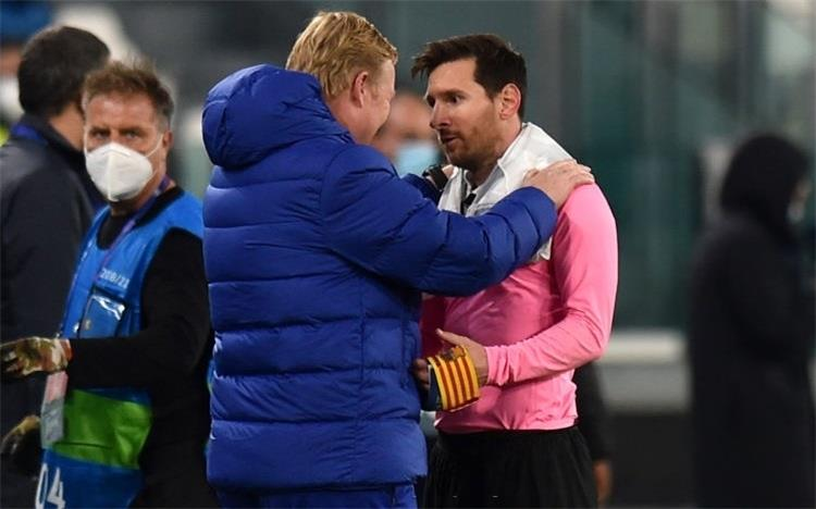 اول قرارات كومان قبل مباراة برشلونة واتلتيكو مدريد ميسي يبحث عن منزل في فرنسا