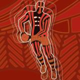 Aboriginal football by J. T. Patten