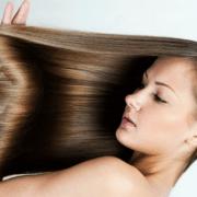 綺麗な髪の毛