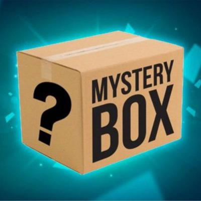 Mystery Tote Box of Home Decor and Shop Tools Value Est $250.00