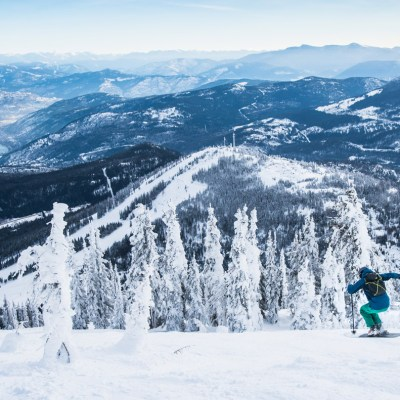 Two Full Day Lift Tickets and one day of skiing with Felix Belcyzk
