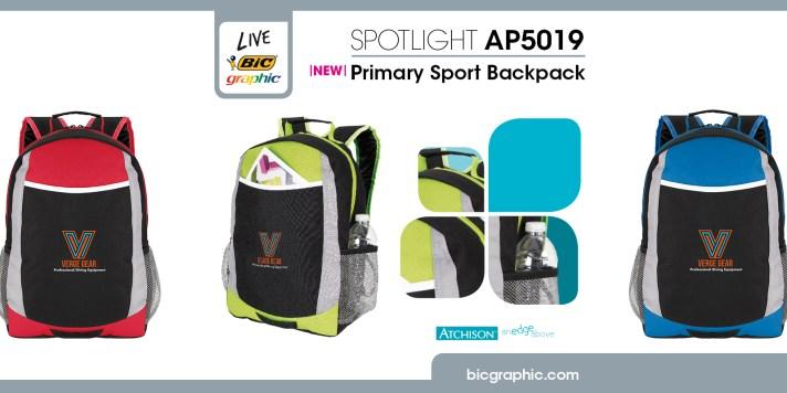 Social Media_Sport Backpack