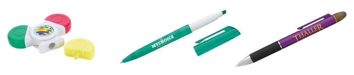 55882-spinner-highlighter_55883-brace-highlighter-pen_55893-pixie-highlighter-pen