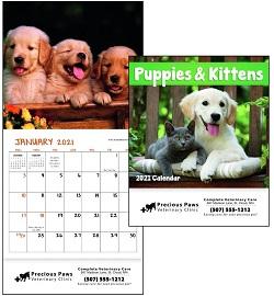 7708-puppies-and-kittens-mini-calendar
