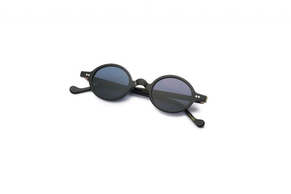 Kisch rounded sunglasses