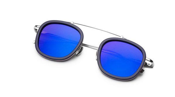 Navy Blue-Silver/Blue Kopajos