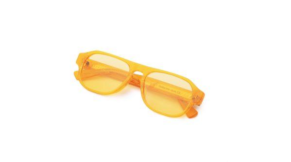 Transparent Orange/Transpa Yellow