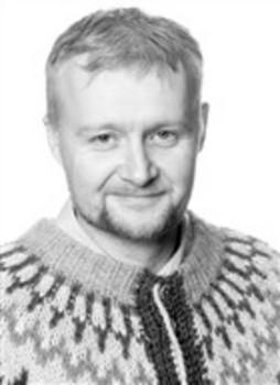 Hjálmar Hjálmarsson hjá Næst besta flokknum.