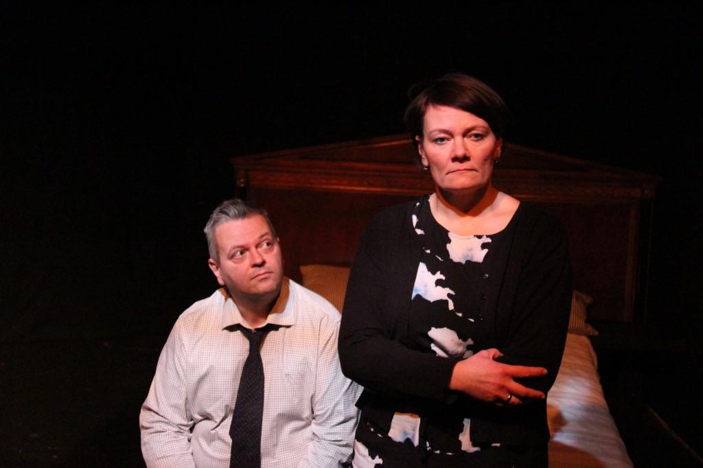 Leikstjóri er Örn Alexandersson og Arnfinnur Daníelsson og Anna Margrét Pálsdóttir leika.