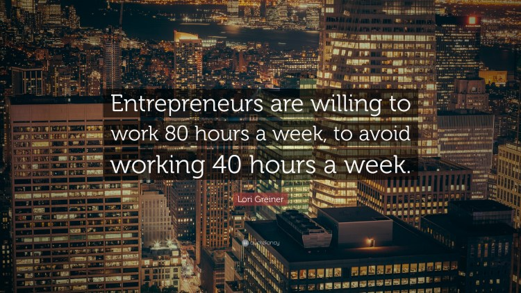 What it takes to be an Entrepreneur | Kopf Consulting