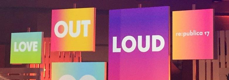 Love Out Loud – Republica 2017