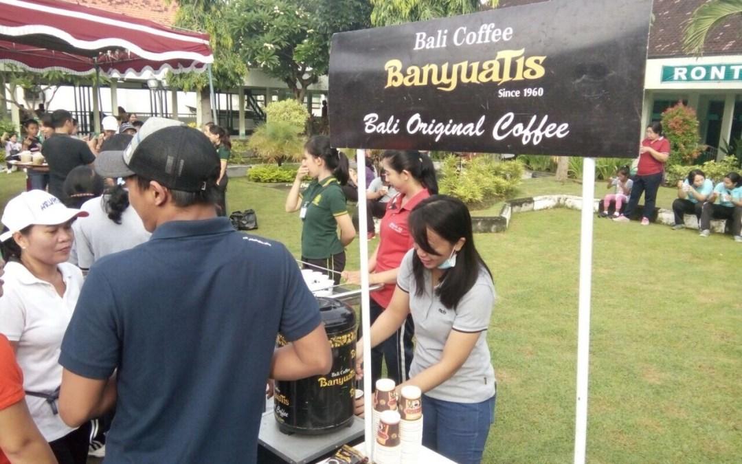 Kegiatan Promosi Bali Kopi Banyuatis Dalam Rangka HUT ke 62 RSUD Buleleng