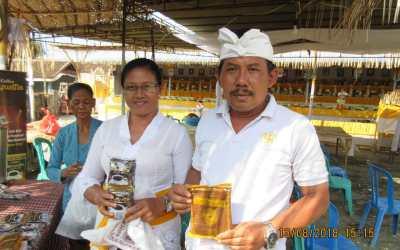 Upacara Pitra Yadnya Kinembulan Desa Pekraman Bekul Denpasar