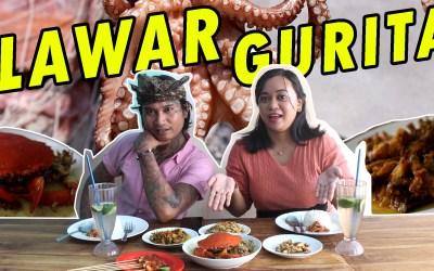 NGOPI KAMISAN #LAWAR SEAFOOD DI WARUNG NANGETONK