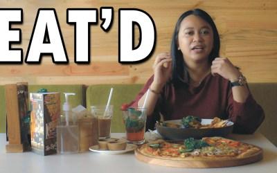 NGOPI KAMISAN #KULINERAN DI EAT'D BALI