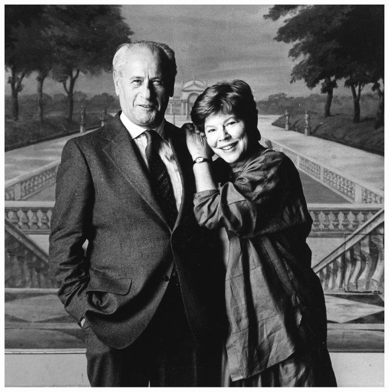 actors ely wallach and wife anne jackson