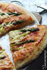 2_Pizza ze szparagami