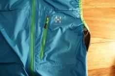 Haglöfs Shield Vest Fronttasche