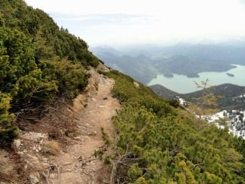 Trail am Herzogstand