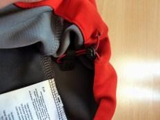 Haglöfs Fuse Vest, verstellbarer Kordelzug für Einstellung des Hüftabschlusses