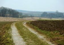 Sanfte Hügel des Wittelsbacher Landes