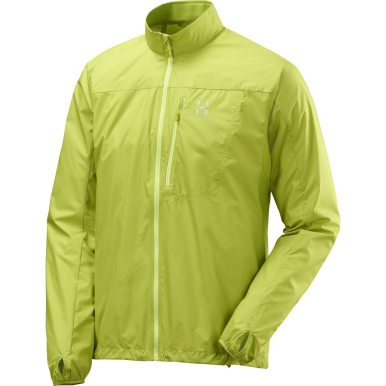 Haglöfs Shield Jacket (Glow Green)
