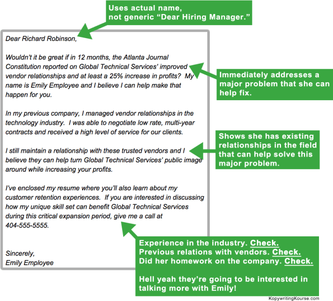 Upwork Cover Letter Mistake Requirements